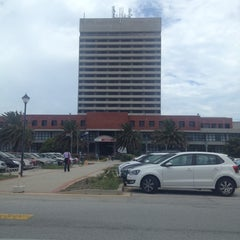Photo taken at NMMU South Campus by Nicole A. on 1/15/2014
