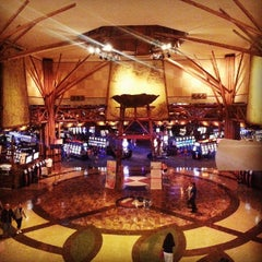 Photo taken at Casino of the Earth by Christopher G. on 8/18/2014