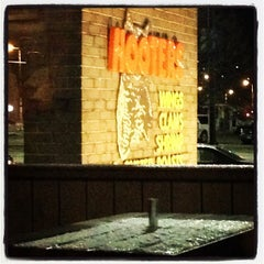 Photo taken at Hooters by Jai M. on 12/22/2012