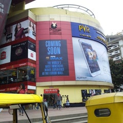Photo taken at The Forum Mall by Birla on 10/20/2012