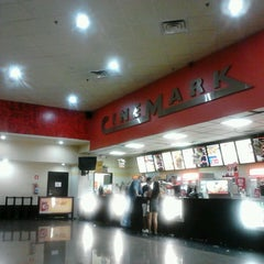 Photo taken at Cinemark by Daianne L. on 5/25/2013