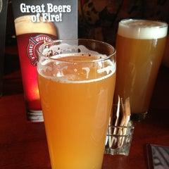 Photo taken at Rock Bottom Restaurant & Brewery by Dan C. on 3/29/2013