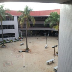 Photo taken at FAG - Faculdade Assis Gurgacz by Lucas B. on 2/19/2013