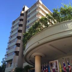 Photo taken at Long Beach Cha-am Hotel (โรงแรมลองบีช ชะอำ) by พรชัย ร. on 9/28/2015