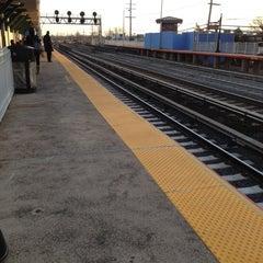 Photo taken at LIRR - Queens Village Station by Rey S. on 12/12/2012