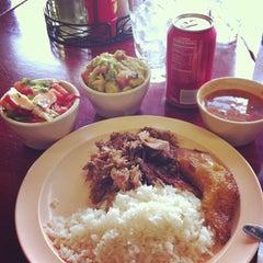 Photo taken at Tu Casa Restaurant by BoogieTek P. on 4/1/2013