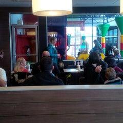 Photo taken at McDonald's by Wayne P. on 4/5/2014