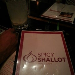 Photo taken at Spicy Shallot by Mark L. on 11/19/2012