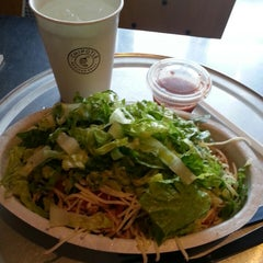 Photo taken at Chipotle Mexican Grill by sayoko f. on 5/10/2013