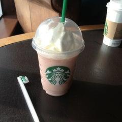Photo taken at Starbucks by Marcel P. on 3/9/2013