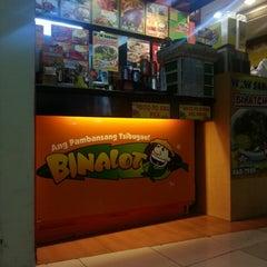 Photo taken at Binalot by Raymond M. on 9/18/2013