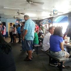 Photo taken at Mariscos El Paisa by Yeordana A. on 7/27/2013