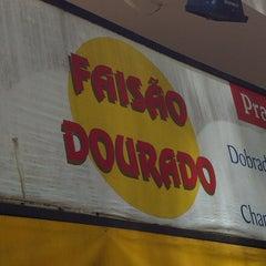 Photo taken at Faisão Dourado by Danilo B. on 3/16/2013