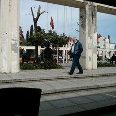 Photo taken at İlçe Emniyet Müdürlüğü by Alper T. on 4/5/2013