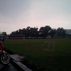 Photo taken at Stadium Mini Shah Alam by Kny D. on 1/23/2015