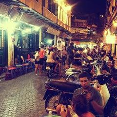 Photo taken at Bia Hơi Corner by M. on 7/15/2013