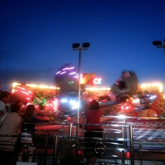 Photo taken at Florya Lunapark by Elif Ç. on 5/19/2013