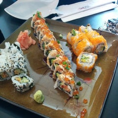 Photo taken at Spider Sushi by Mary D. on 1/11/2015