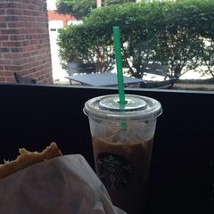 Photo taken at Starbucks by Ceren K. on 6/18/2015