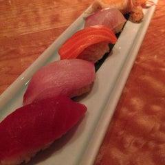 Photo taken at Sushi Ran by Brian C. on 2/1/2015