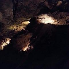 Photo taken at Howe Caverns by Brian P. on 7/26/2013