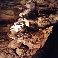 Photo taken at Howe Caverns by Brian P. on 7/12/2013