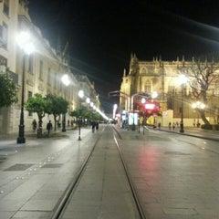 Photo taken at Sevilla by Umut I. on 4/30/2016