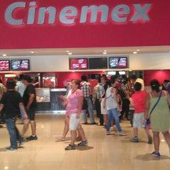 Photo taken at Cinemex by AnaeLí'naranjo G. on 5/1/2013