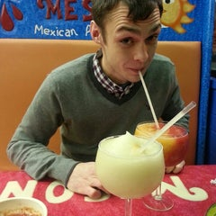 Photo taken at El Meson Mexican Restaurant by Brittany H. on 11/26/2013