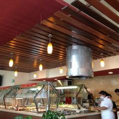 Photo taken at California Restaurante by Diego F. on 4/17/2013