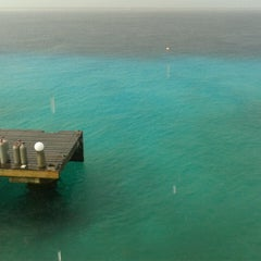 Photo taken at Buddy Dive Resort Bonaire by Kei B. on 11/12/2013