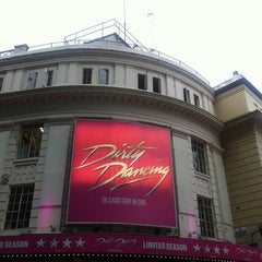 Photo taken at Piccadilly Theatre by Zeynep A. on 7/23/2013