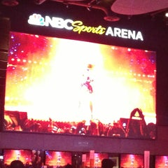 Photo taken at NBC Sports Arena by rafaneves on 2/4/2013