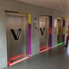 Photo taken at Vlerick Business School by Bramula on 3/5/2013