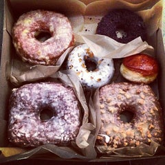 Photo taken at Doughnut Plant by Darwin D. on 4/20/2013