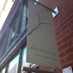 Photo taken at ABC Kitchen by Darwin D. on 9/30/2012