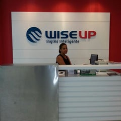 Photo taken at Wise Up by Lucrecio Sá on 2/20/2013