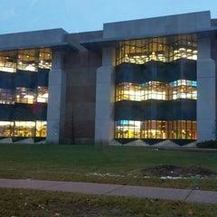 Photo taken at Southfield Public Library by Mazamil A. on 11/22/2014