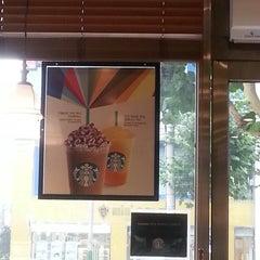 Photo taken at Starbucks by Monoceros K. on 8/23/2014