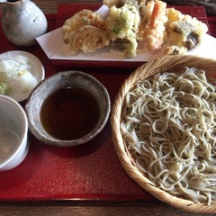 Photo taken at 手打そば くりはら by Nonkun on 11/16/2014