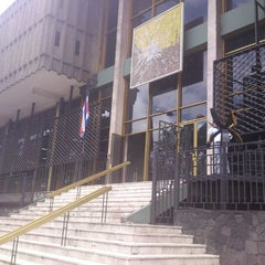 Photo taken at Biblioteca Nacional de Costa Rica by John Anthony G. on 4/1/2013