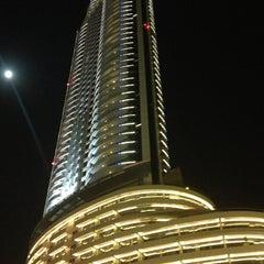 Photo taken at The Address Downtown - فندق العنوان by Razan ِ. on 5/25/2013