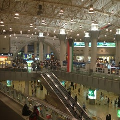 Photo taken at Kuwait International Airport by Ad A. on 5/31/2013