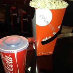 Photo taken at Cines Van Dyck El Tormes by Monica R. on 4/22/2013