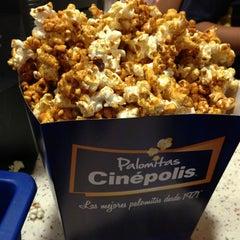 Photo taken at Cinépolis Multicentro by K M. on 7/16/2013