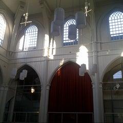 Photo taken at Amstelkerk by Jonas d. on 6/2/2013