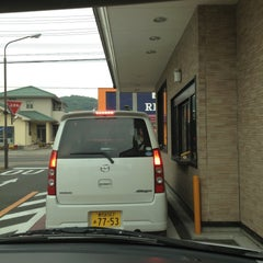 Photo taken at マクドナルド 出水店 by dice-k on 4/16/2013