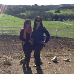 Photo taken at Hearthstone Vineyard and Winery by Lucy O. on 3/9/2013