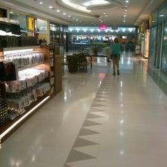 Photo taken at Shopping Jaraguá by Tony O. on 4/23/2013