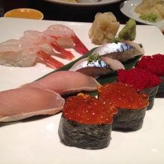 Photo taken at Ichiban Japanese Sushi by Rada O. on 1/31/2014